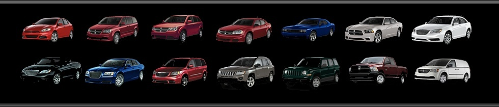 Our Dodge, Jeep and Chrysler 2013 Lineup