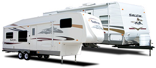 Salem RVs and Trailers