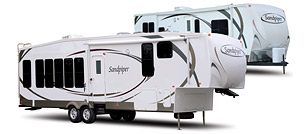Sandpiper RVs and Trailers