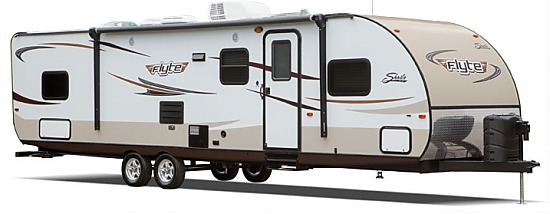 Shasta Flyte RVs and Trailers