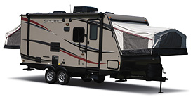 Solaire eXpandable RVs and Trailers