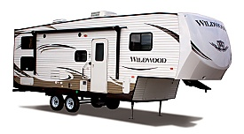 Wildwood RVs and Trailers