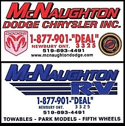 McNaughton Dodge / RV