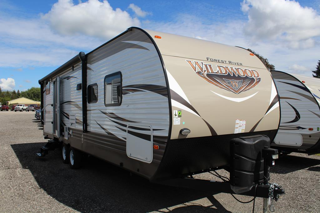 2018 Wildwood 27dbk By Forest River Mcnaughton Dodge Rv