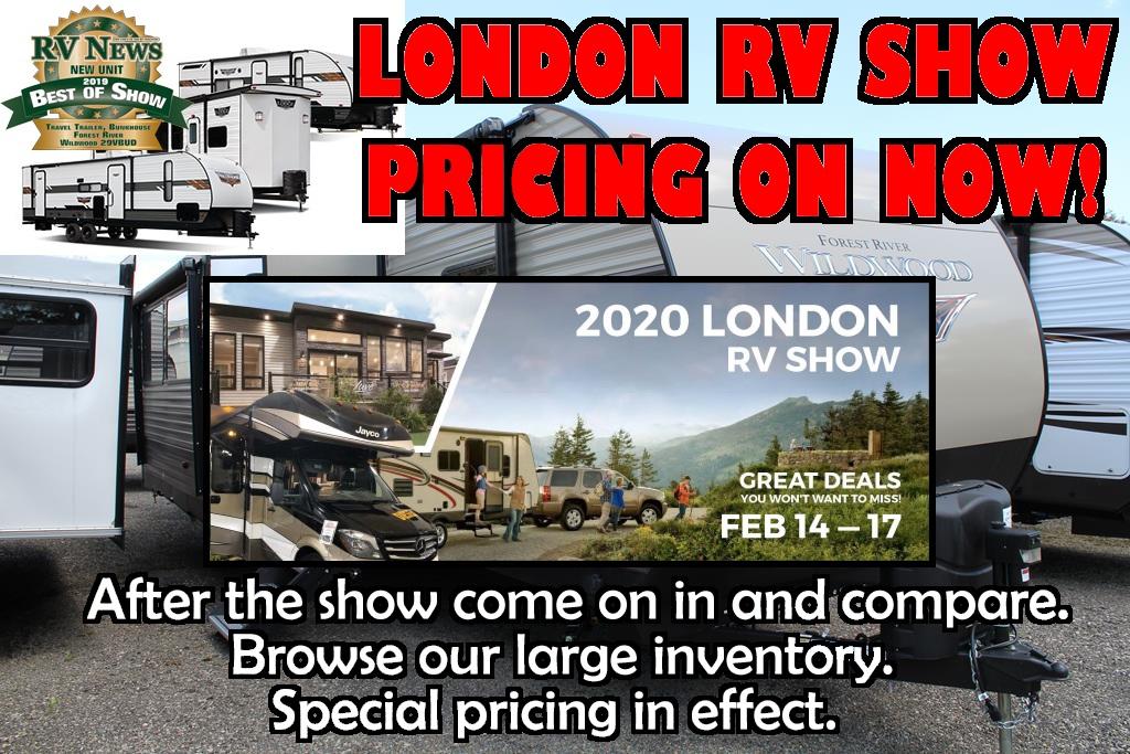 2020 London RV Show