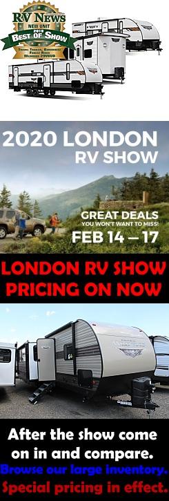 London RV Show 2020