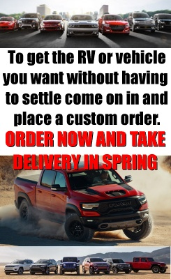 Place a Custom Order Now And Take Delivery In Spring